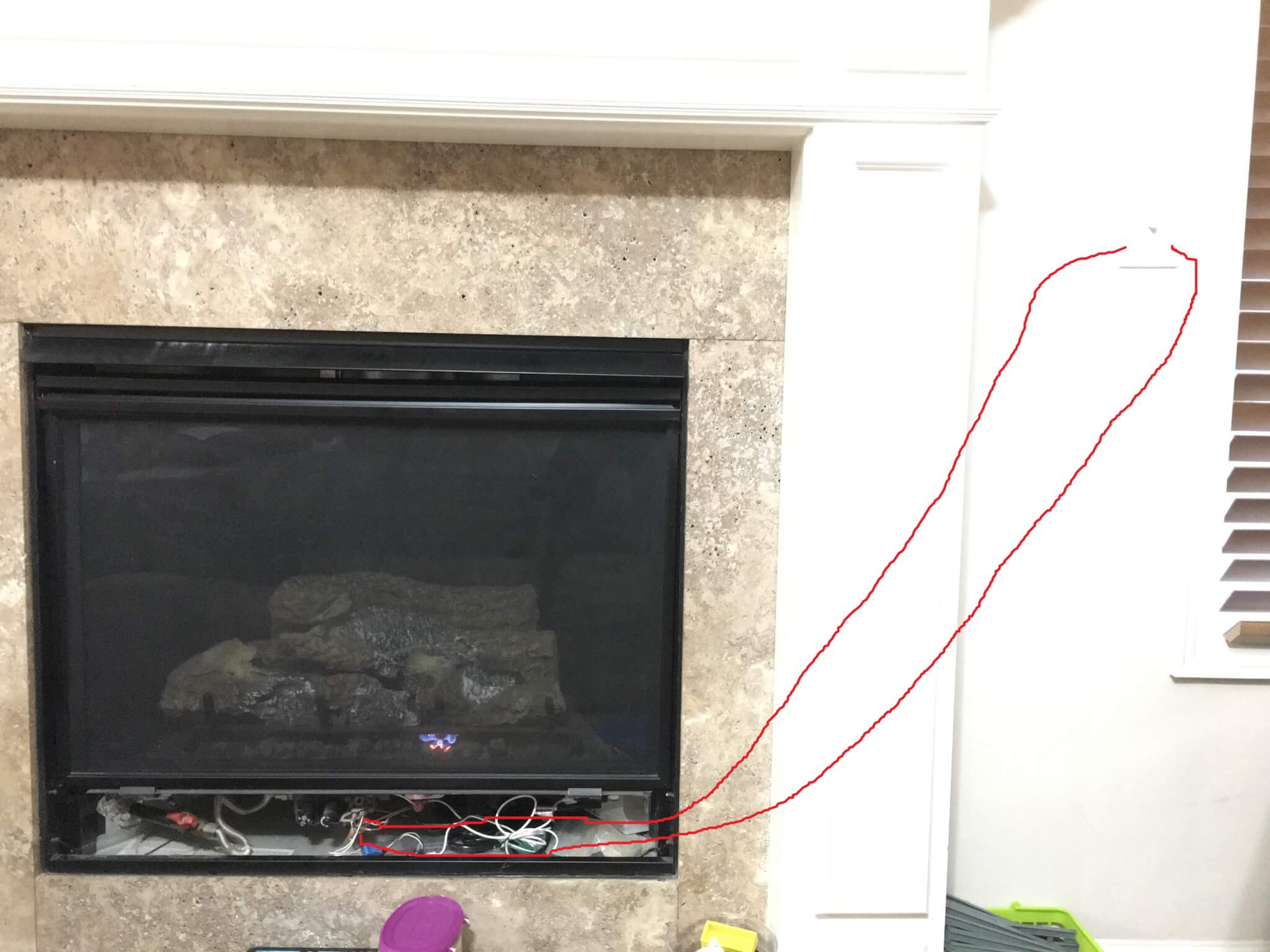 Wifi Fireplace w/Wemos D1Mini/ESP8266 | Automated Home Party on