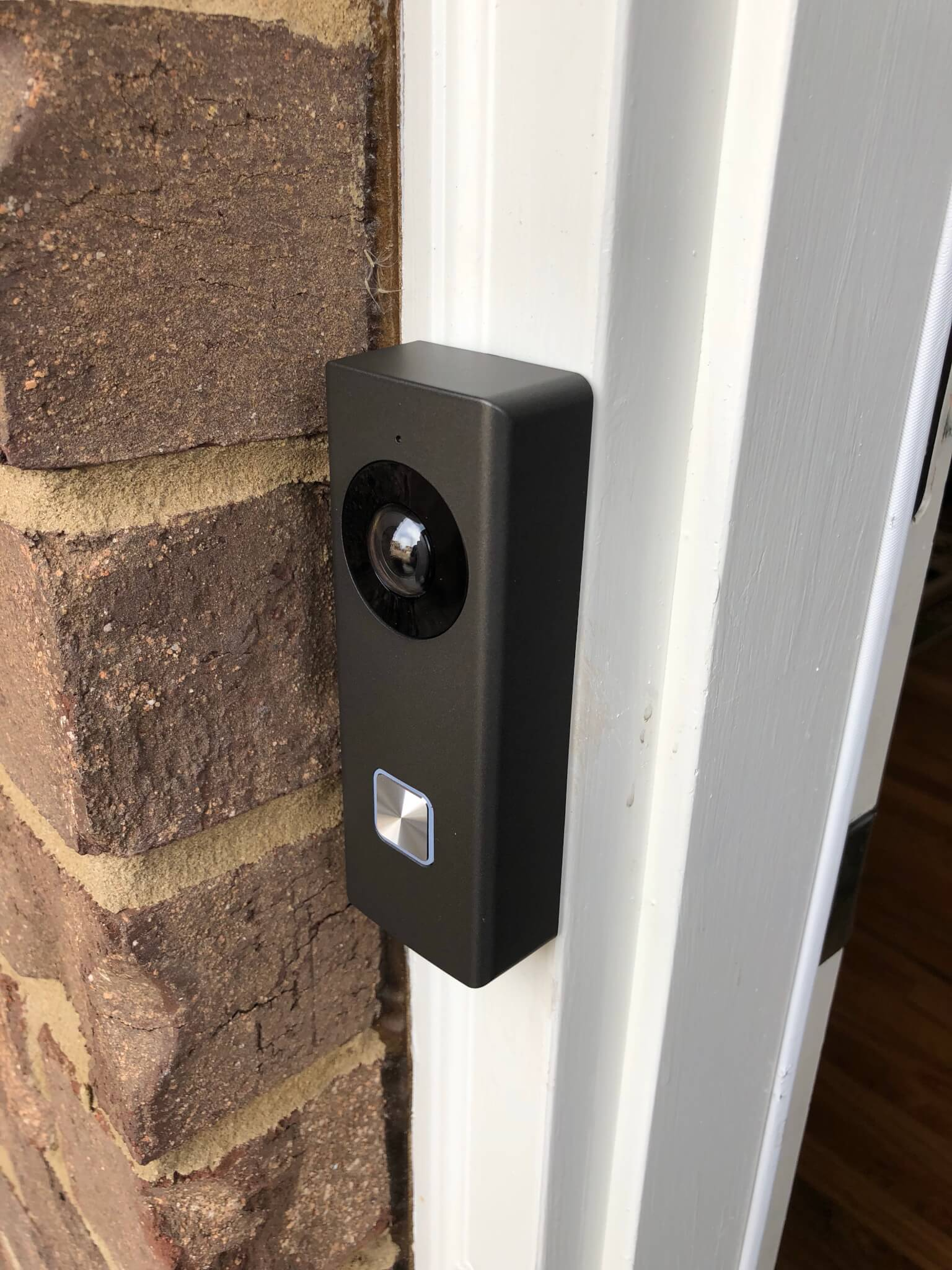 Installing the Nelly Security WiFi Video Doorbell | Automated Home Party